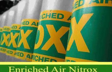 Nitrox, PADI / ADIP